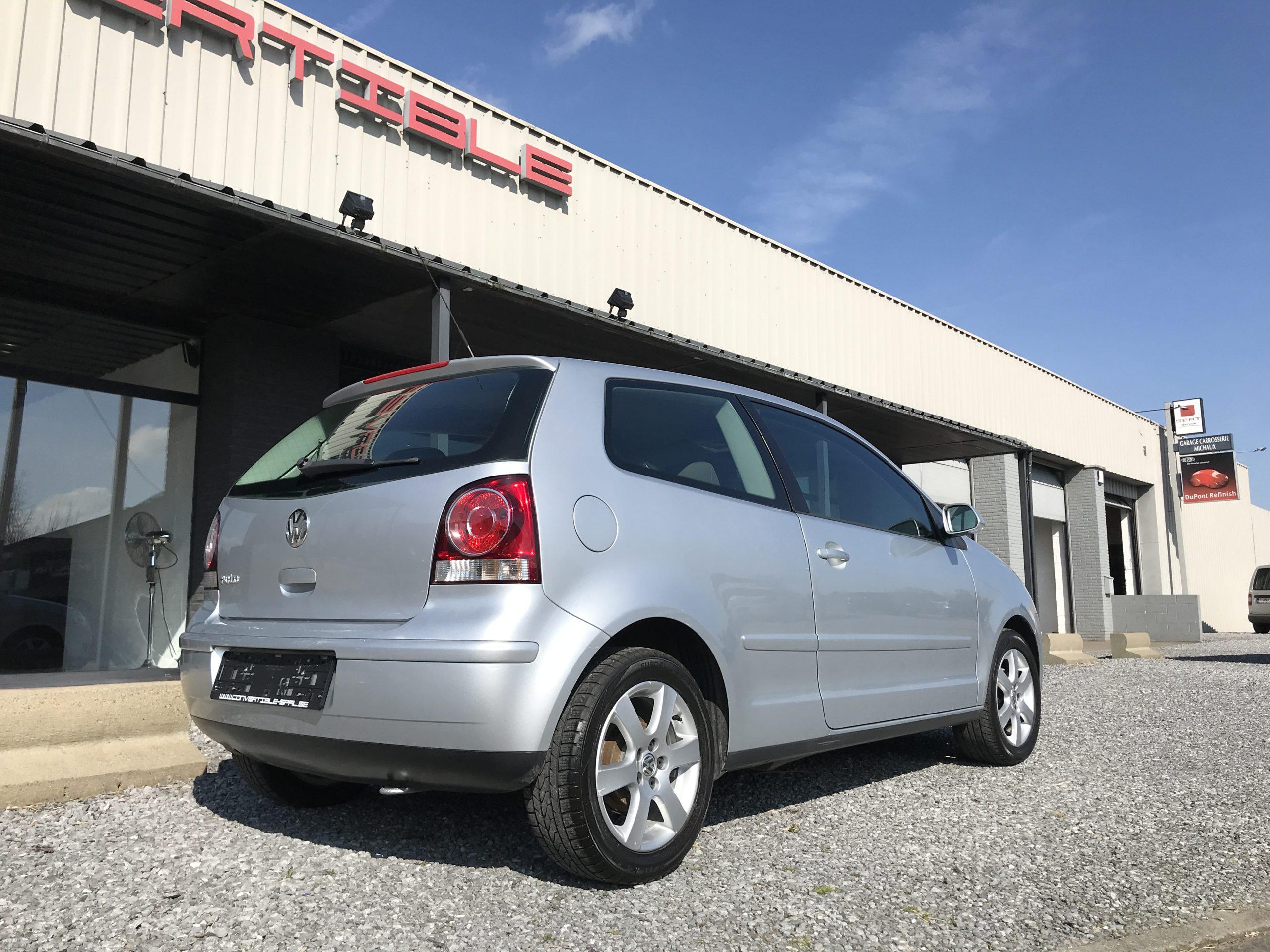 VW POLO 1.2 ESSENCE GARANTIE DE 12 MOIS full