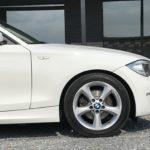 BMW 120 D CABRIOLET 1 er PROPRIETAIRE AVEC 12 MOIS DE GARANTIE full